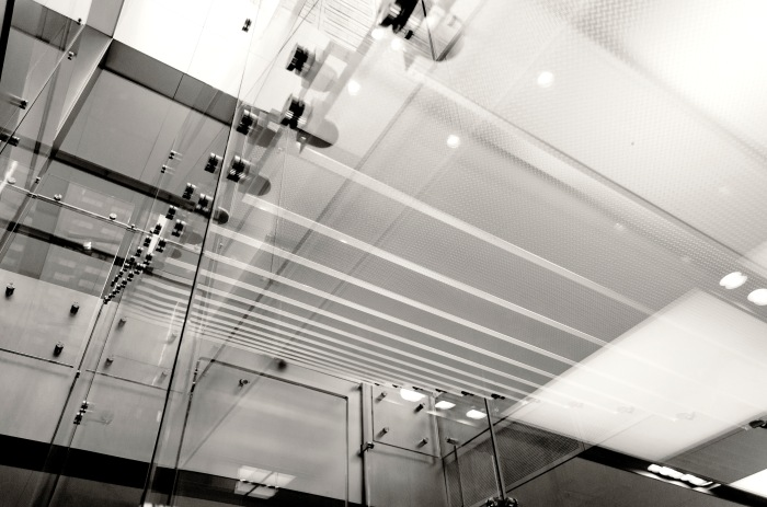 Taken at the Apple Store on Michigan Ave. This marks the first post of 2013! Happy New everyone! I am looking forward to growing in my photography this year.