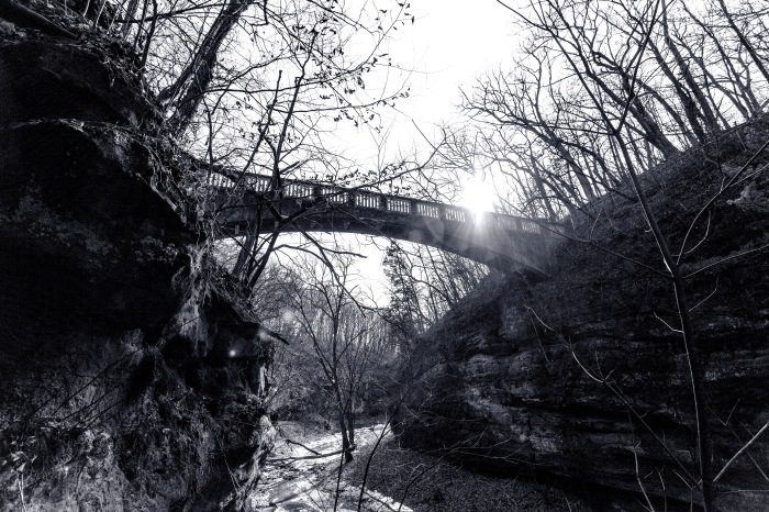 This was taken at Matthiessen State Park. This is a favorite to hike anad enjoy canyons and waterfalls.
