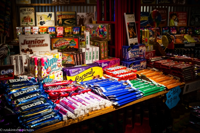 so much candy