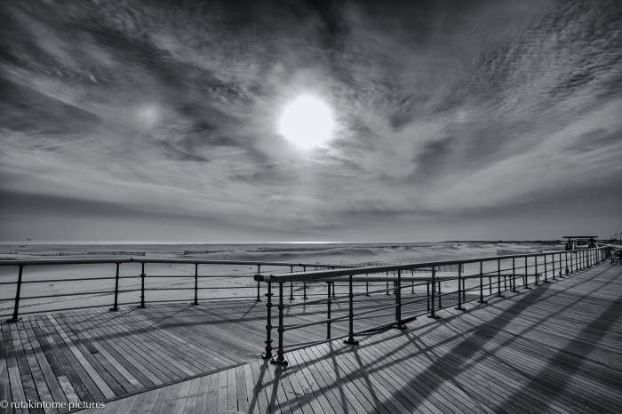 winter's shore