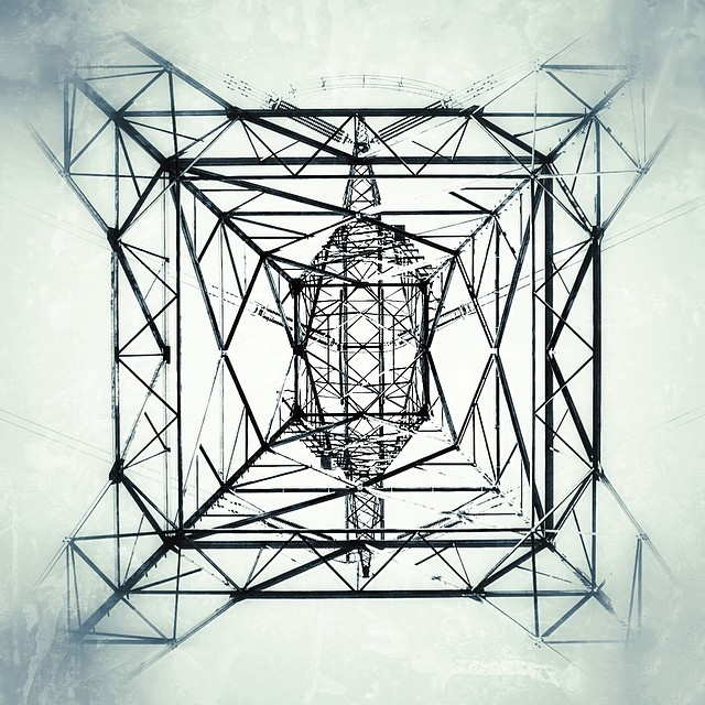 wire tower