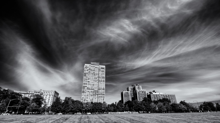 chicago clouds