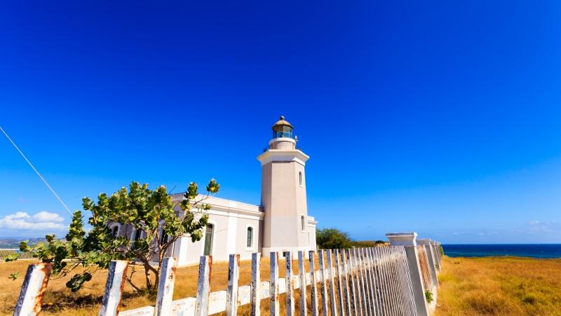 El Faro Los Morrillos, Cabo Rojo PR